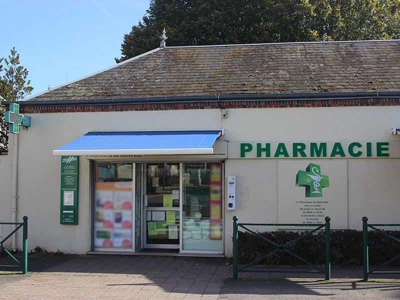 Pharmacie DE SAINVILLE
