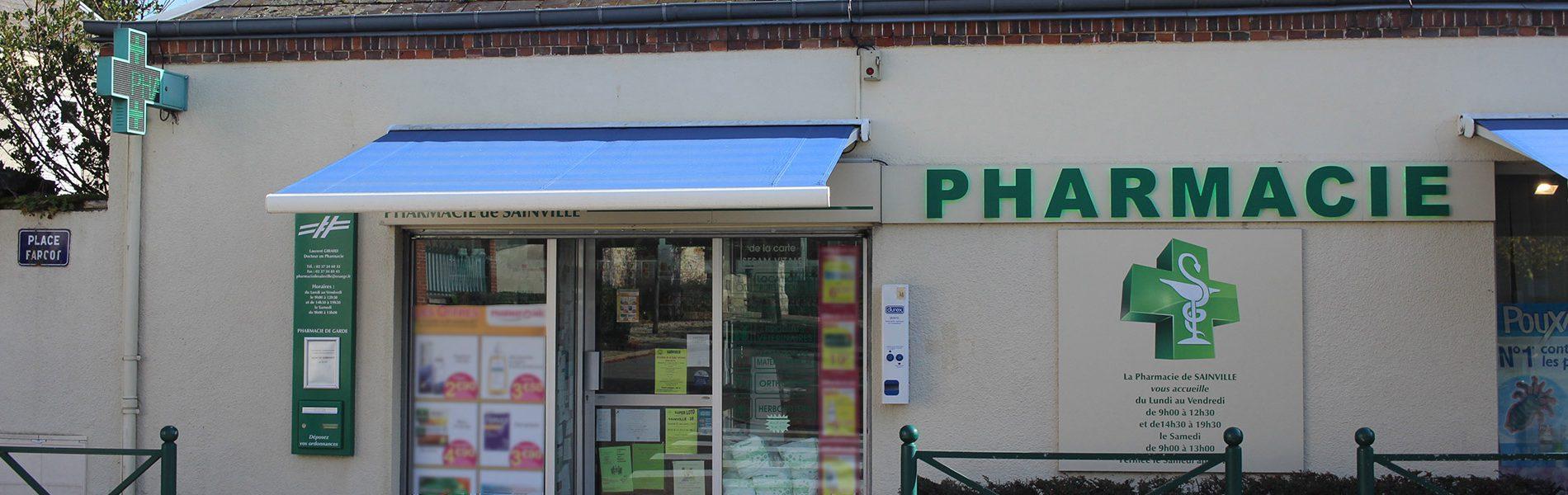 Pharmacie DE SAINVILLE - Image Homepage 1